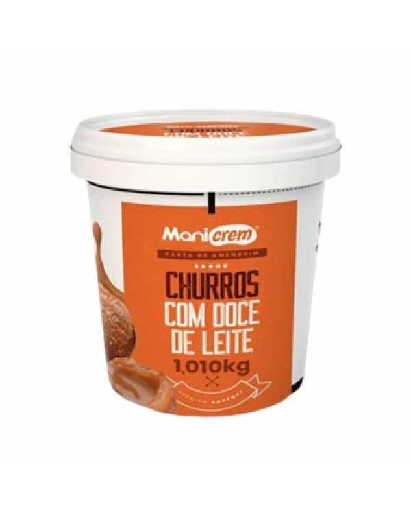 Pasta de Amendoim Mani Cream 1010kg