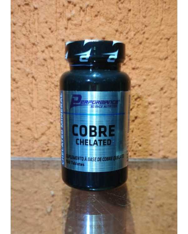 Cobre Chelated ( cobre quelato)