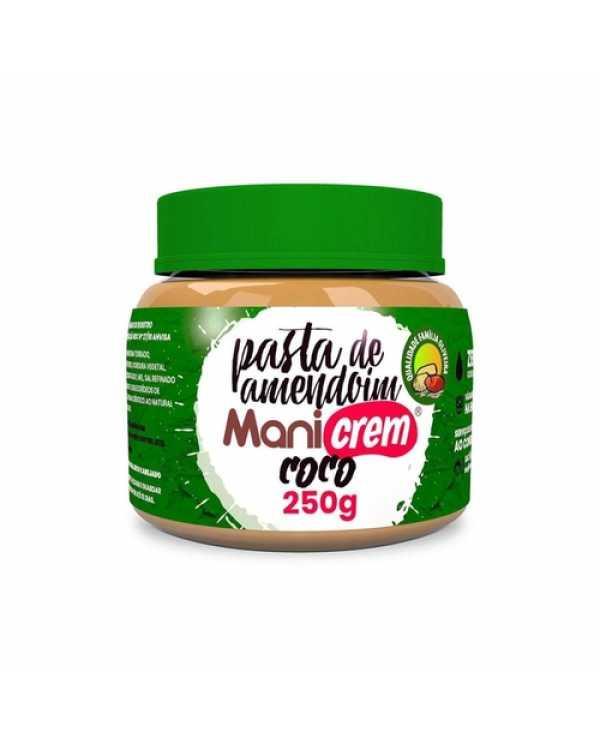 Pasta de amendoim Mani crem 250g