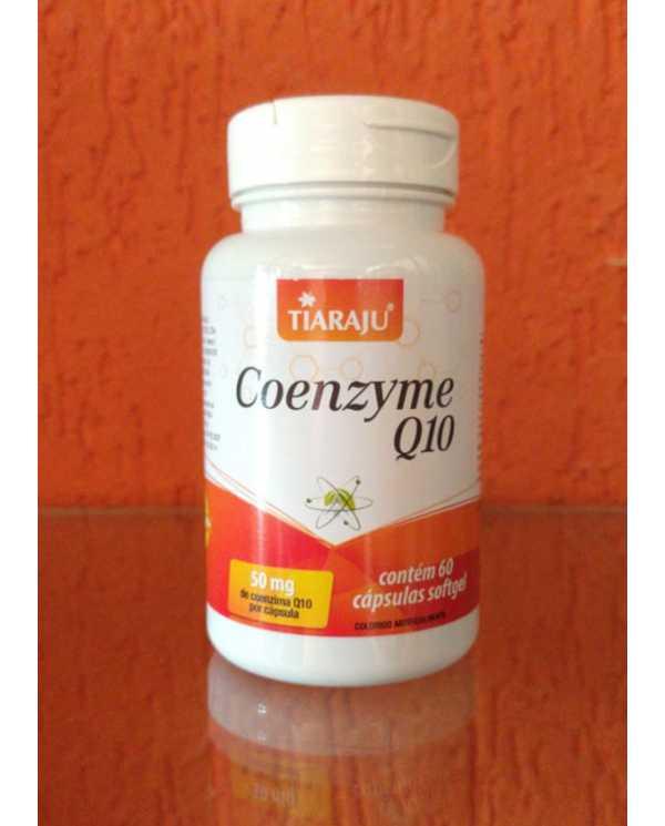 Coenzyme  Q10 60 caps (Coenzima Q10)