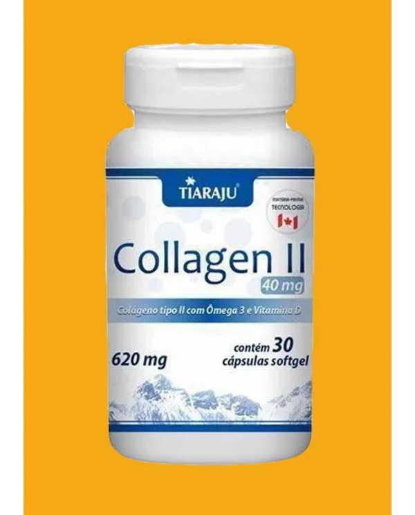Collagen II 40mg(colágeno tipo 2) UCII articulacoes ligamentos