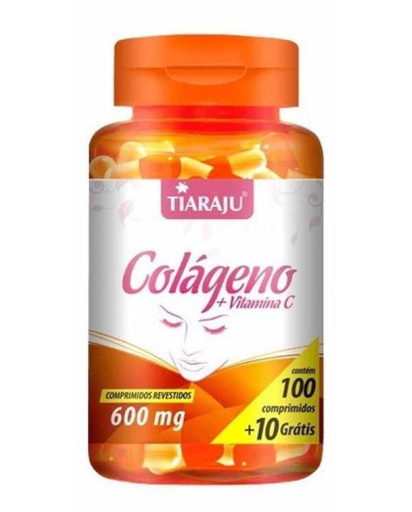 Colágeno + Vitamina C 600mg 110 cápsulas