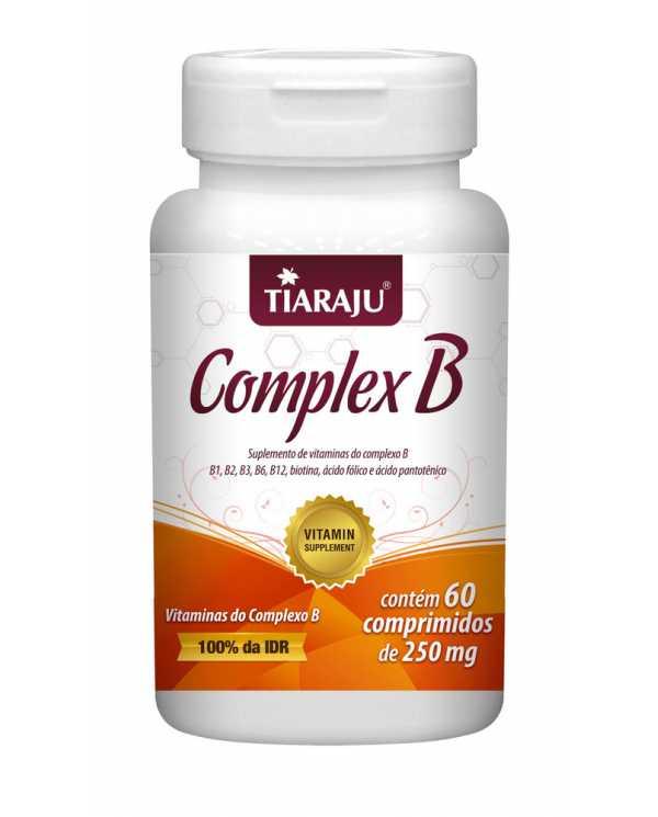 Complex B 60 comprimidos