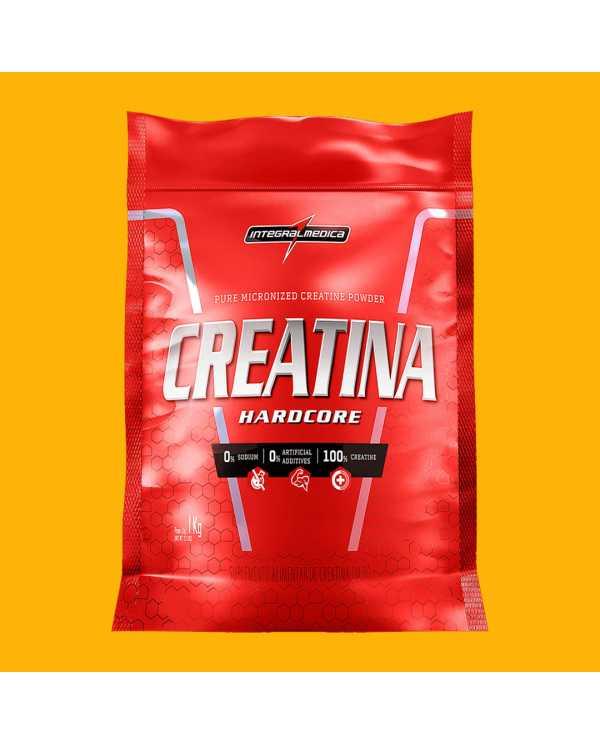 CREATINA HARDCORE 1kg