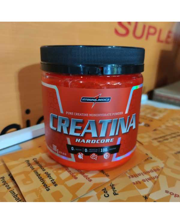 Creatina Hardcore 300G