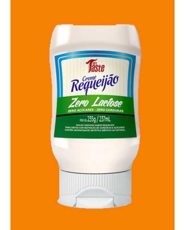 Creme Requeijão Zero açucares, gorduras e lactose 235G