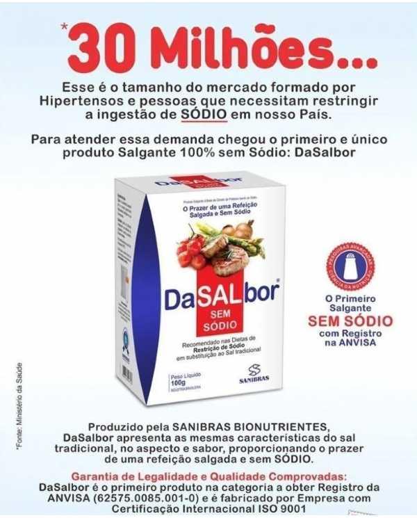 DaSALbor 100g