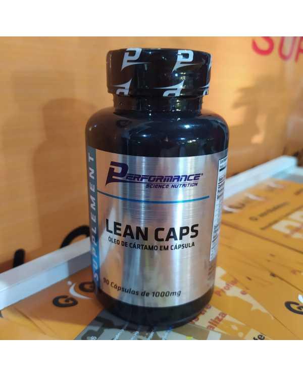 Lean Caps 90 cápsulas 1000mg