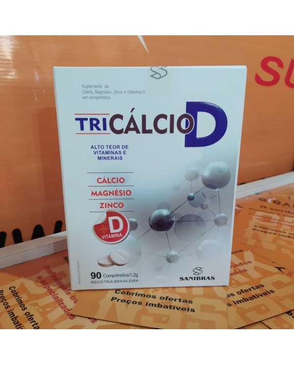 Tricálcio D 90 comprimidos