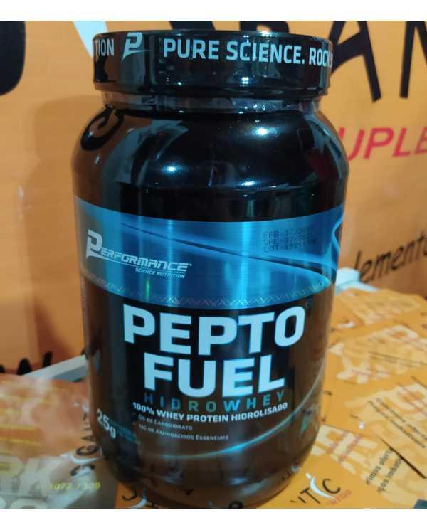 Pepto Fuel Hidrowhey 909g