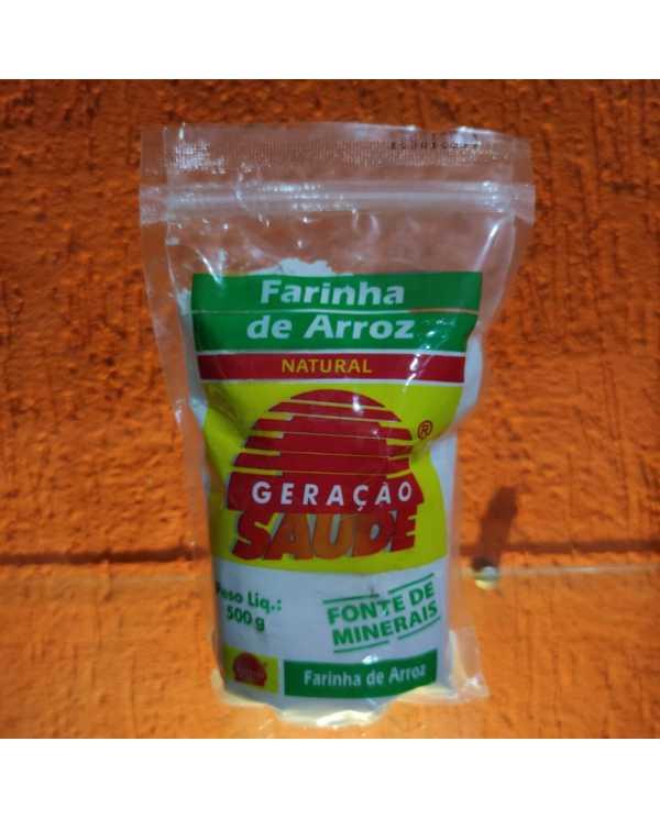 Farinha de Arroz 500g