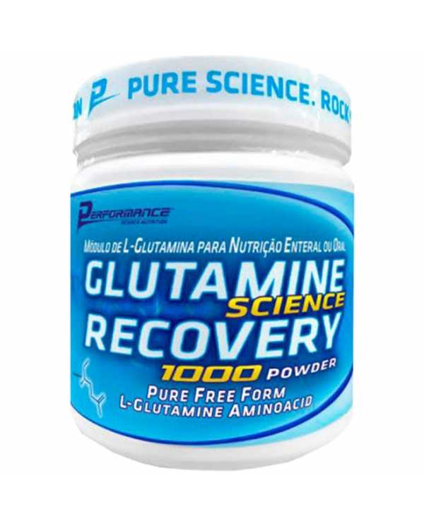 Glutamine Science Recovery 300g
