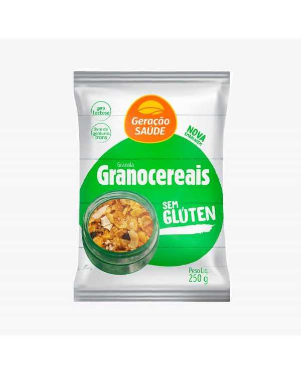 Granola Granocereais Sem Glúten 250g