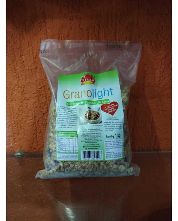 GRANOLIGHT Granola INTEGRAL 1kg