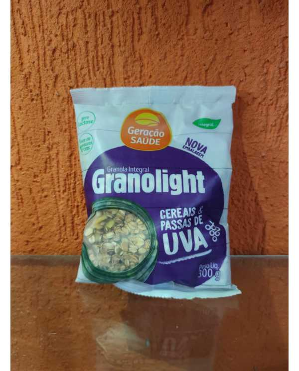 Granolight Granola Integral 300G