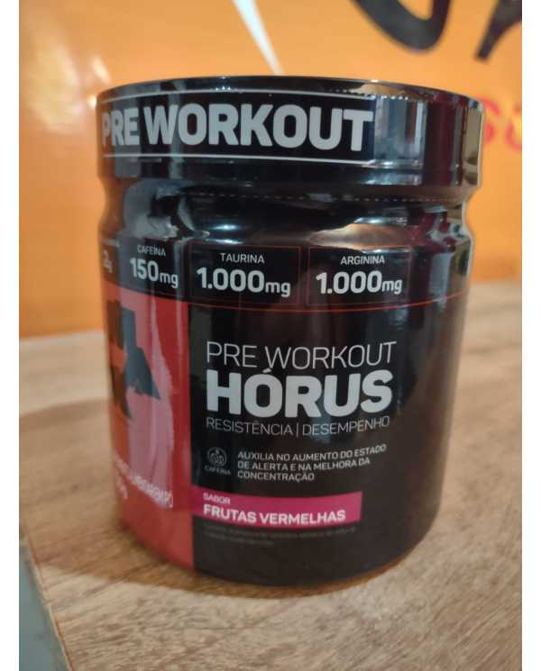 Hórus Pré workout 150g