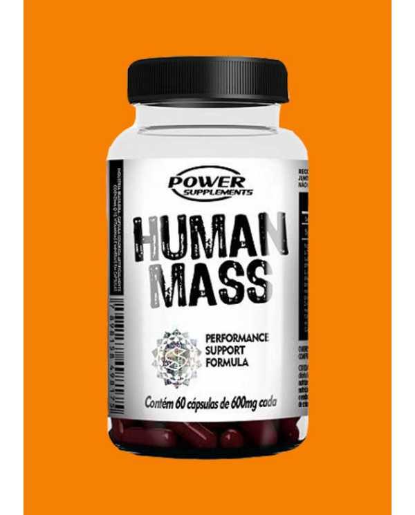Human Mass 60 caps