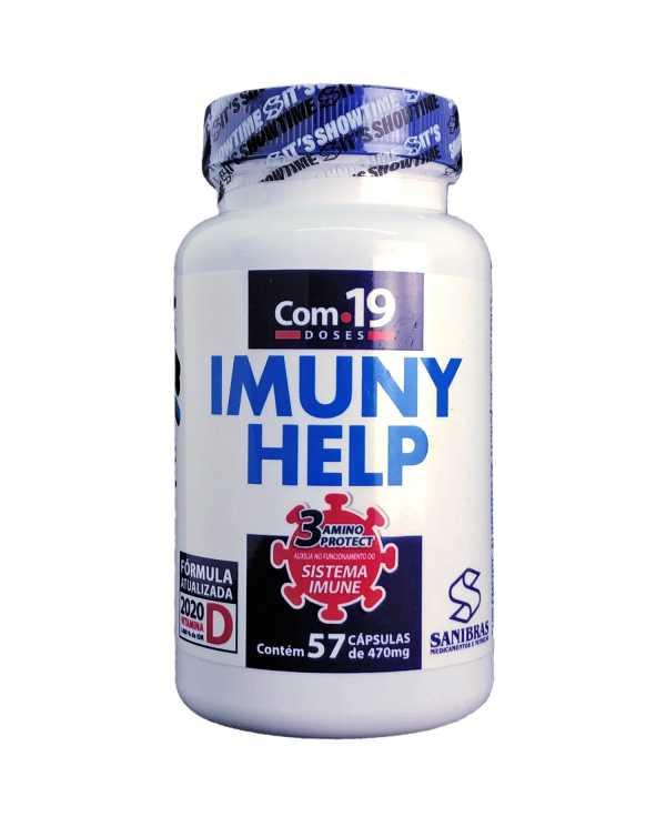 Imuny Help 57 cápsulas de 470mg cada
