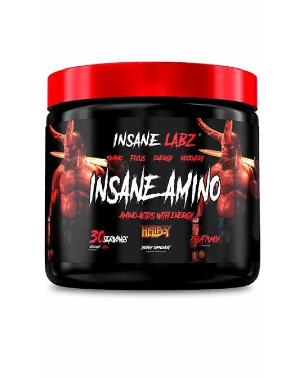 Insane amino hellboy 210g
