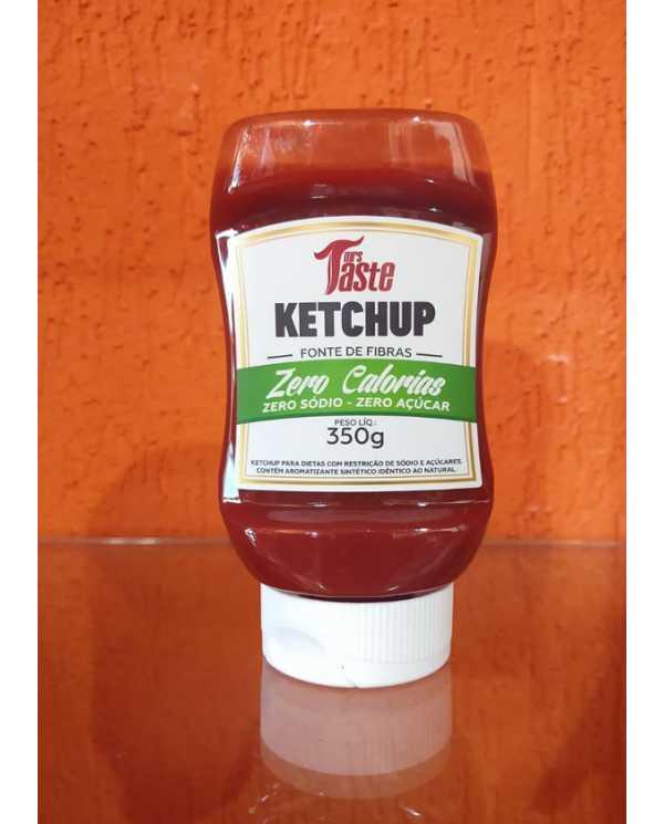 Ketchup Zero Calorias 350G