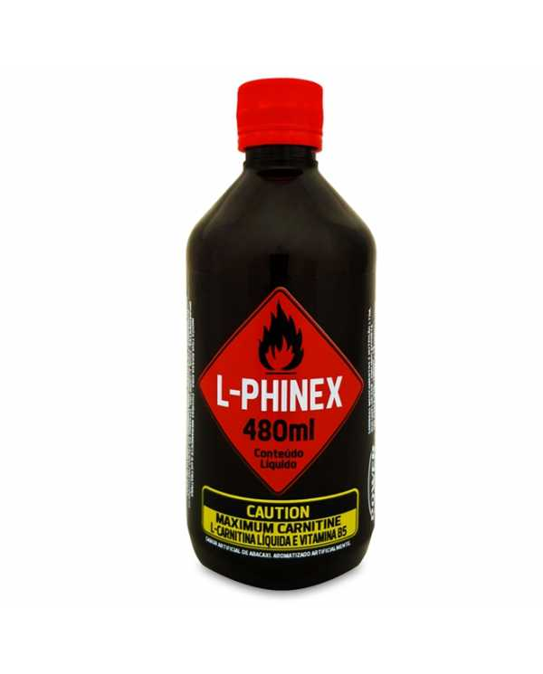 L-Phinex L-carnitina 480ml