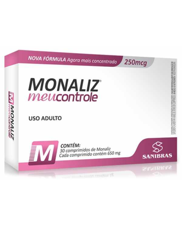 Monaliz 30 comprimidos