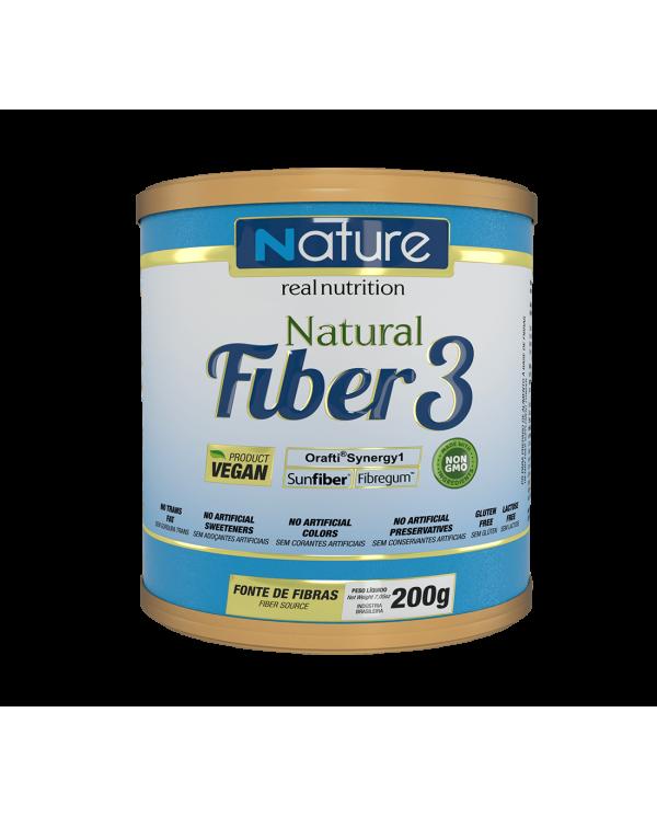 Fiber 3 Natural (nature)  200g