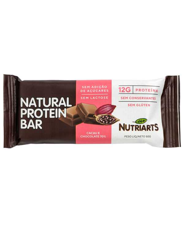 Barra Natural Protein Bar 50g