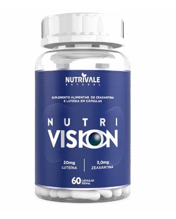 Nutri Vision 60 cápsulas Nutrivale