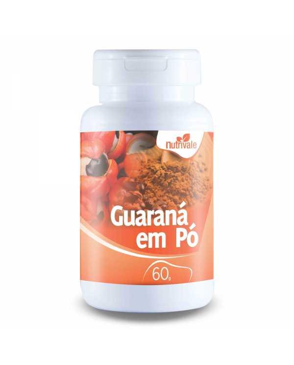 Guaraná em Pó 60g Nutrivale