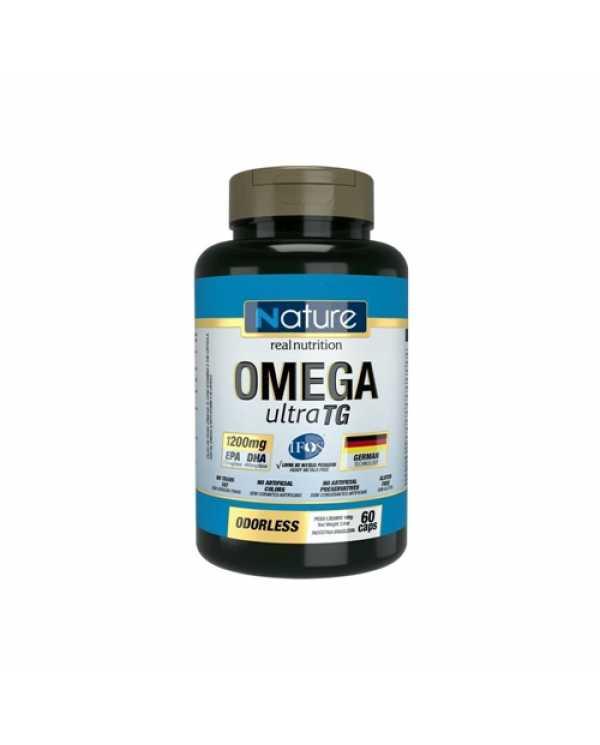 Omega Ultra Tg 60 Caps Sem Odor