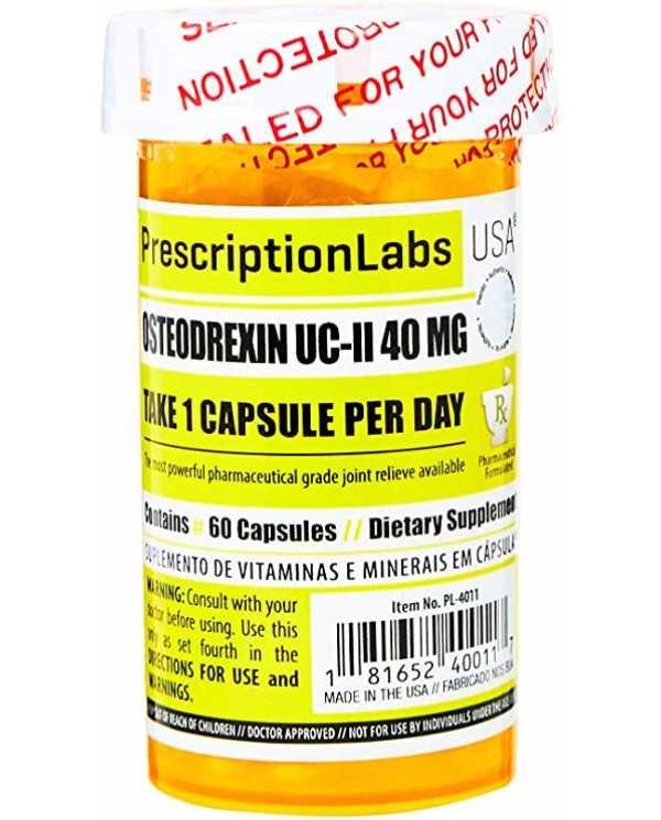 Osteodrexin Uc-II 40mg 60 cápsulas