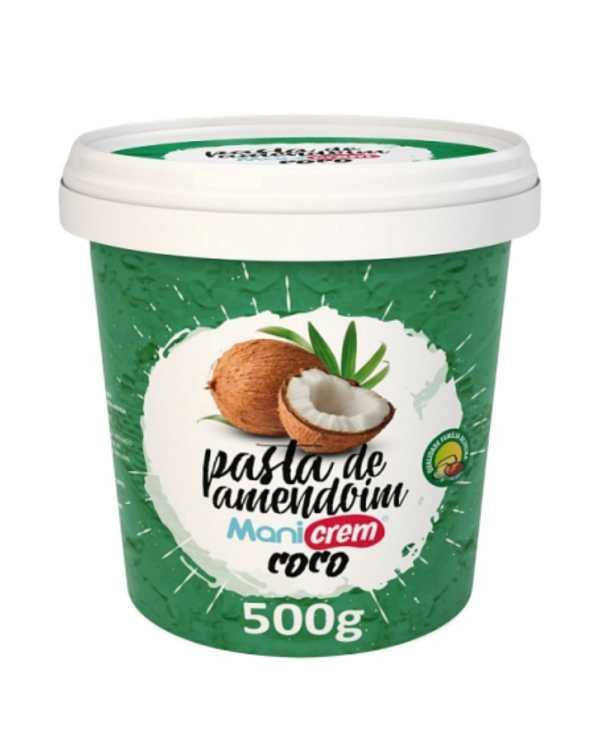 Pasta de Amendoim Mani cream 500g