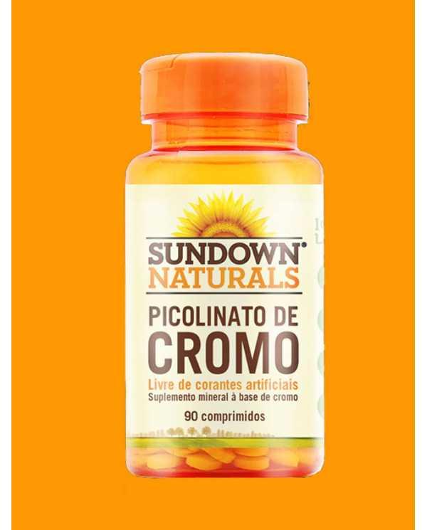 Picolinato De Cromo 90 Comprimidos (valid. 12/20)