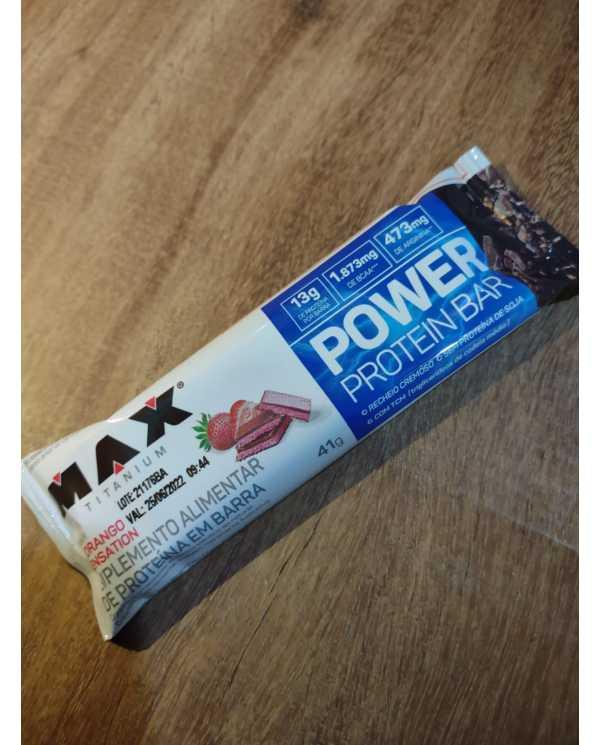 Power Protein Bar unidade 41g