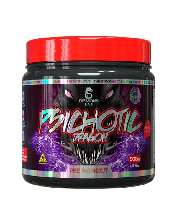 PSICHOTIC DRAGON 500g (DEMONS LAB)