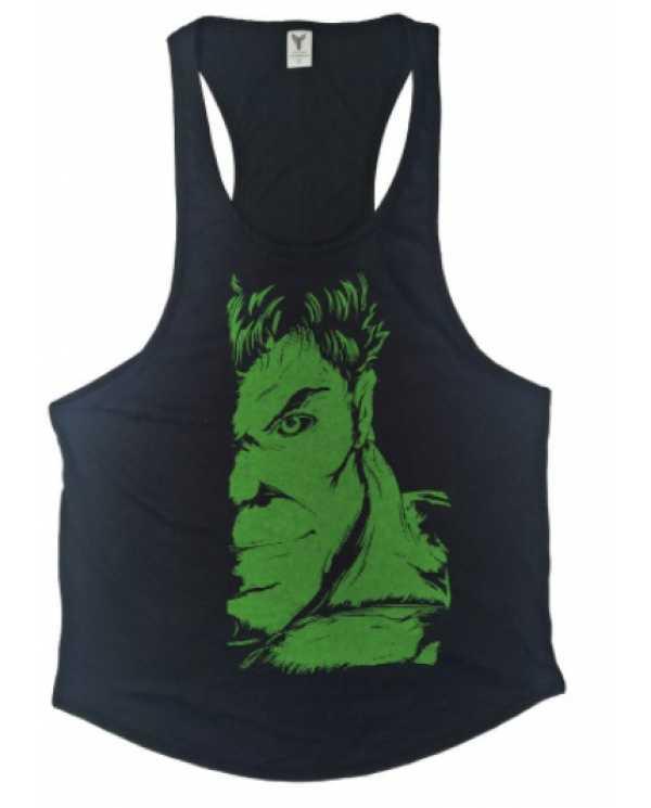 Regata Cavada Long Hulk preta