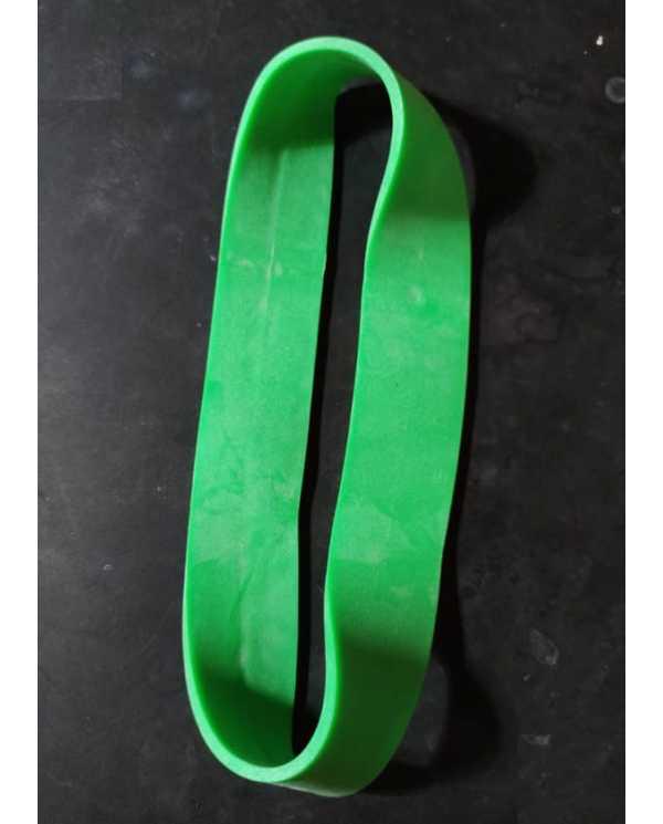 Rubber Band Verde - tensão média