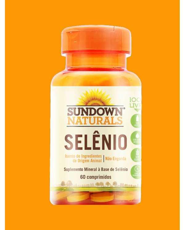 Selenium 34 mcg 60 Comprimidos