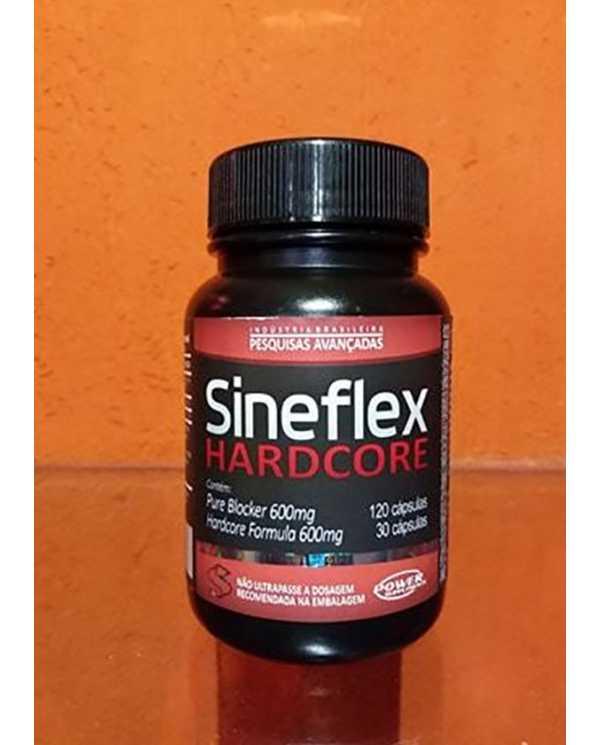 Sineflex Hardcore 150Cáps