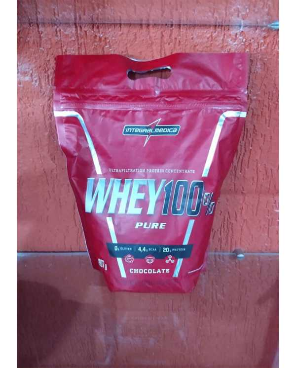 SUPER WHEY 100% PURE 907 G