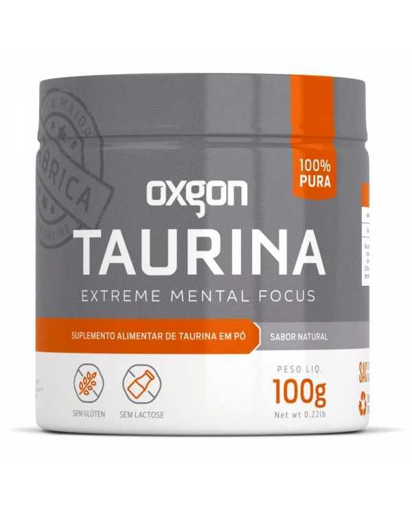 Taurina Oxgon 100g