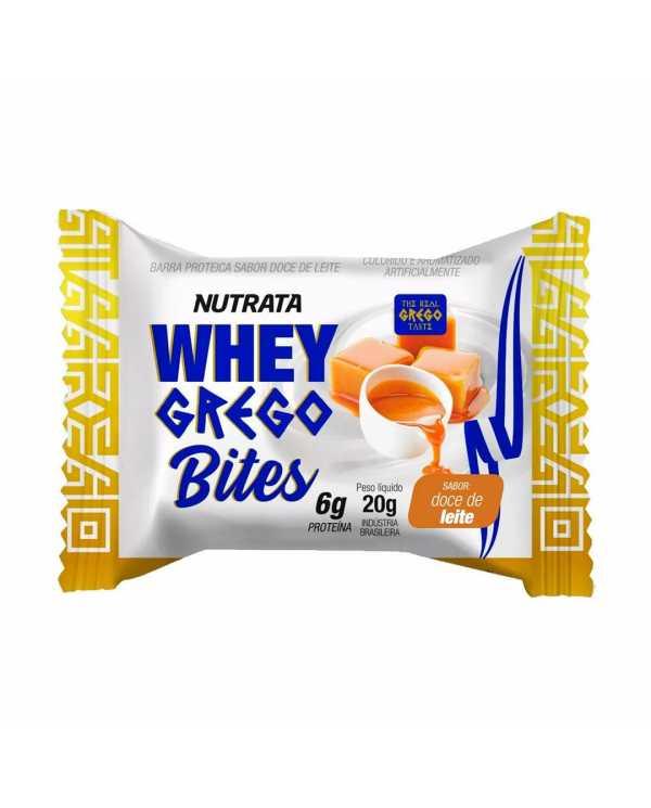 Whey Grego Bites 20g