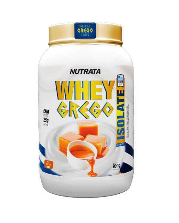 Whey Grego Isolate 900G