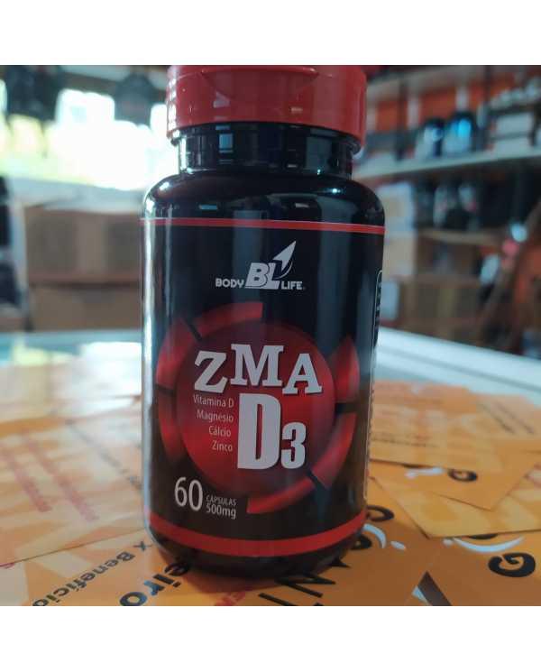 Zma D3 60 capsulas 500mg